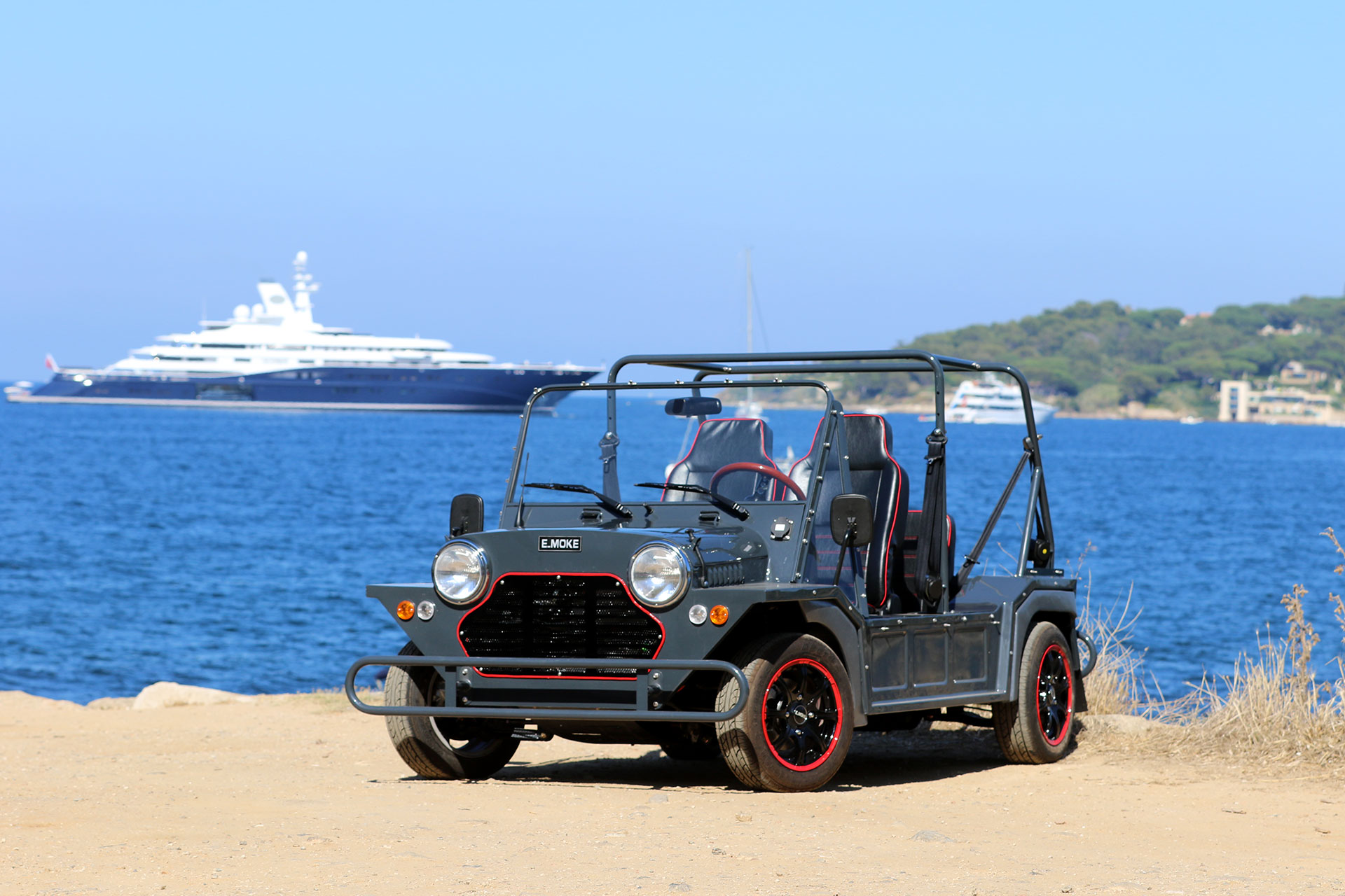 Mini Moke Electric Cars
